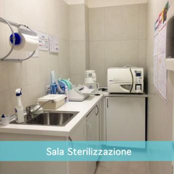 Sala di Sterilizzazione - Studio Scorca Bari